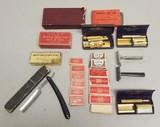 Vintage Shaving Tools
