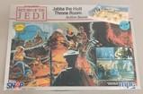 1983 Star Wars Jabba the Hut Throne Room Set