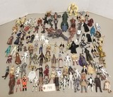 Large Assortment of Star Wars Action Figures