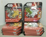 (8) New Star Wars Box Buster Toy Sets