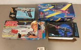(4) Vintage Toys in Boxes