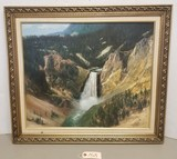 Ron Baldron Signed Oil Painting