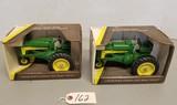 2 - ERTL 1958 Model 630 LP Tractors