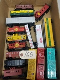 16 - Assorted Model Train Cars