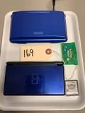 Nintendo DS & DS Lite with Pokemon White & Emerald
