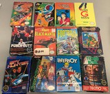 12 - NES Games in Boxes