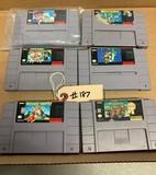 6 - Mario SNES Games