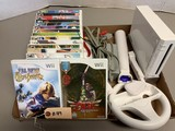 Wii System with 19-Games