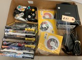 Game Cube with 12-Games, 2-Controllers & Power Cab
