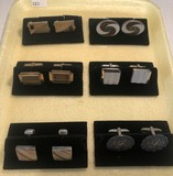 Cufflinks (6-pair)