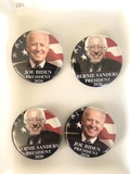 Campaign Buttons, 2020