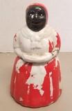 Vintage Mammy Porcelain Cookie Jar