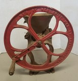 Red Chief Mf'g Co. Cast Iron Coffee Grinder