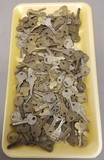 Assorted Vintage Keys (Approx. 225 Pieces)