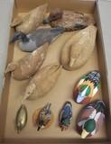 Assorted Duck Decoys