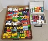 87 - Assorted Matchbox/Hot Wheels Vehicles