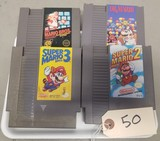 4 - NES Mario Video Games