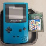 Gameboy Color with Super Mario