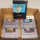 4 - SNES Video Games Inc Super Castlevania IV