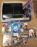 Complete Backwards Compatible PS3 with 7-Games