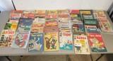 (44) Assorted Vintage Comic Books