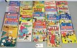 (22) Assorted Vintage Comic Books