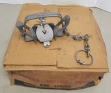 Case of (7) Victor #2 Coil Spring Traps