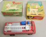 (3) Vintage Battery Operated Toys