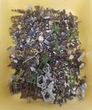 Assortment of Miniature Lead Soldier Figurines