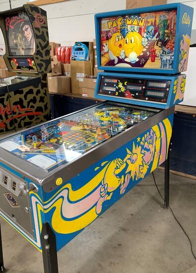 Arcade, Coin Op & Man Cave Auction