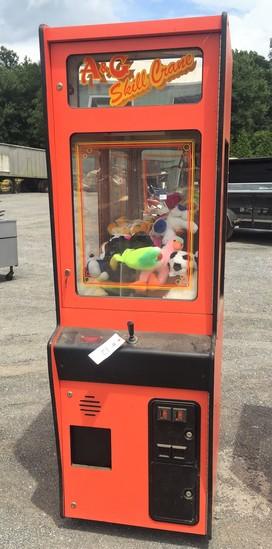 25 Cent A and G Skill Crane Machine