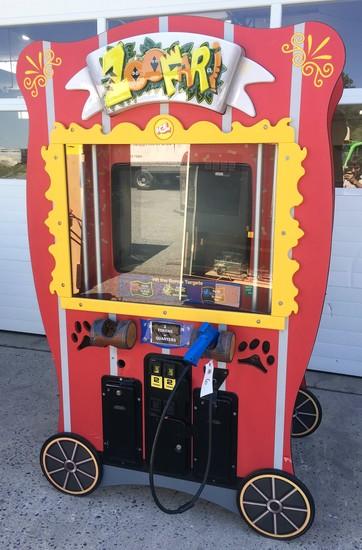 """Zoofari"" Redemption Game"