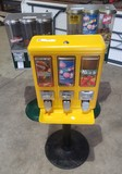 3 - 25¢ Candy Dispensers