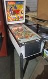 Bally Bullfight Pinball Machine