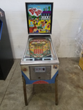 Ding Dong Pinball Machine by Williams