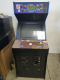 Simpson's Bowling Arcade Machine by Konami