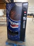 Dixie-Narco Vending Machine W/ Bill Acceptor