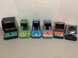 6 Tabletop Arcade Games 1981-1983