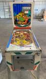Bank Shot Pinball Machine by Gottlieb