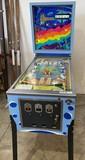 On Beam Pinball Machine by Bally
