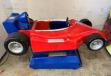 Racecar Kiddie Ride by Bafco