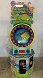 Spongebob Squarepants Jellyfishing Redemtion Game