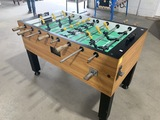 Tornado Foosball by Valley Coin Operated