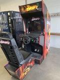 Fast & Furious Tokyo Drift Arcade Machine
