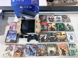 PS3 500GB System in Box & 21 Games