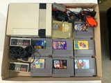 Complete NES System W/ Mighty Final Fight & More