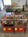 Big Rig Truckin  Redemption Arcade Game