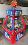 Basket Fortune Redemption Arcade Game