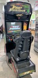 Fast and Furious Arcade Game