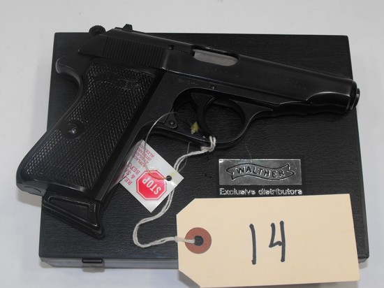 (R) Walther PP 22 LR Pistol